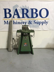 MARSO Electro Hydraulic Notching Machine
