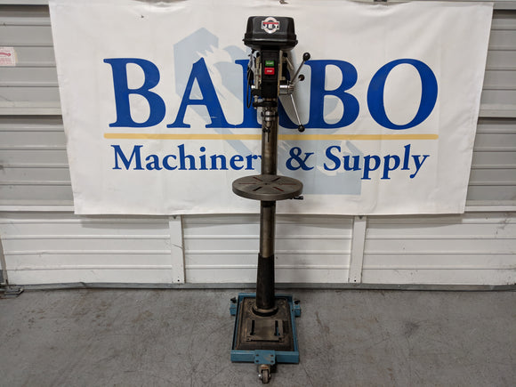 JET Drill Press w/ Mobile Base