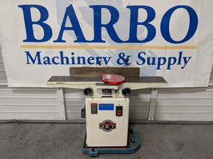 "JET 6"" Jointer w/ Mobile Base"