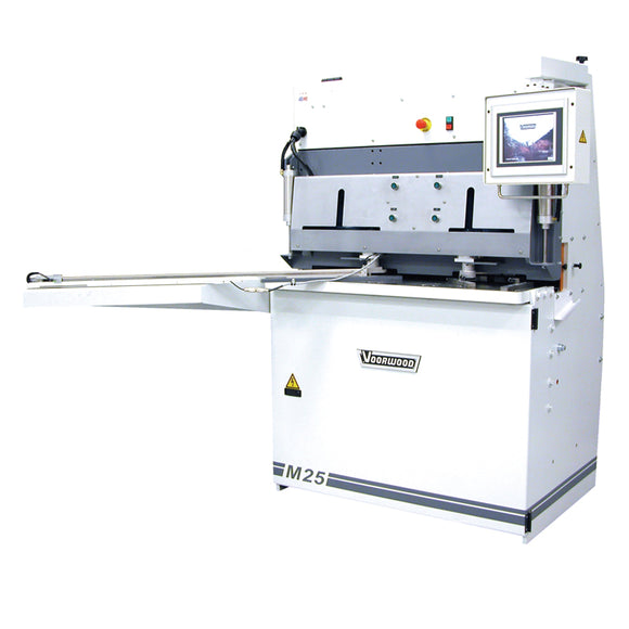 Voorwood - M25 Miter Machine