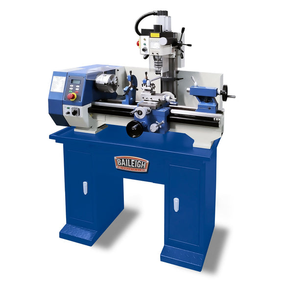 Baileigh - MLD-1022 - Mill Lathe and Drill Combination