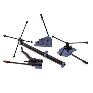 Baileigh - MPB-40 - Scroll Bender With 4 Piece Set of Metal Forming Tools