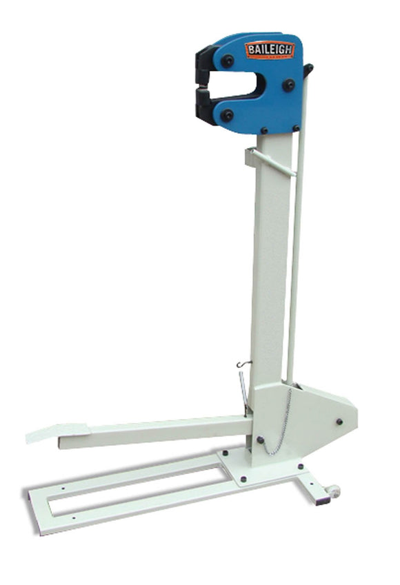 Baileigh - MSS-16F - Manually Operated Shrinker Stretcher