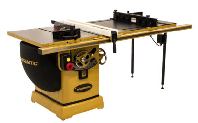 Powermatic 2000B table saw - 3HP 1PH 230V 50
