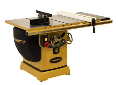 Powermatic 2000B table saw - 5HP 1PH 230V 30