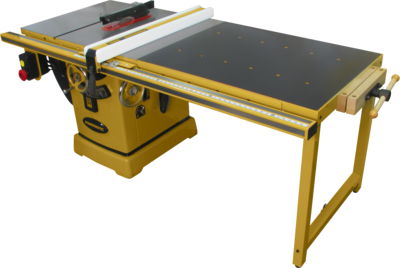 Powermatic 2000B table saw - 5HP 1PH 230V 50