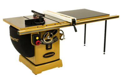 Powermatic 2000B table saw - 5HP 3PH 230/460V 50