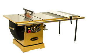"Powermatic 3000B table saw - 7.5HP 3PH 230/460v 50"" RIP with Accu-Fence"