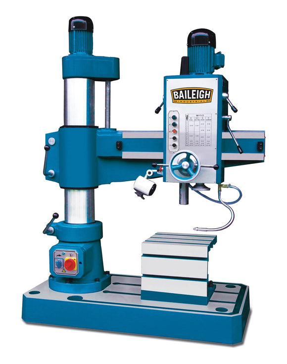 Baileigh - RD-1000M - Mechanical Radial Drill