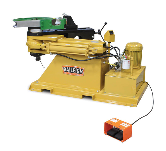 Baileigh - RDB-500 - Rotary Draw Hydraulic Tube & Pipe Bender