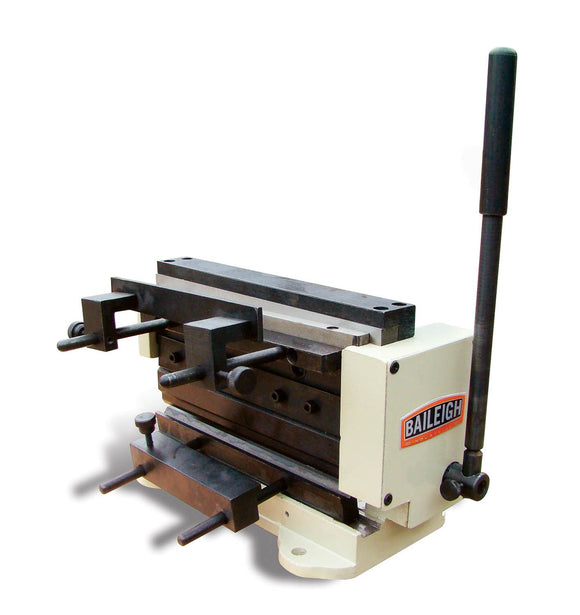 Baileigh - SB-8 - Manually Operated Mini Shear/Brake Combination