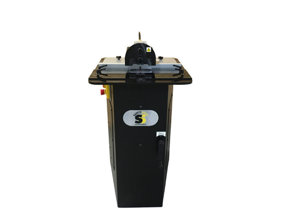 Safety Speed - SPM301 Screw Pocket Machine