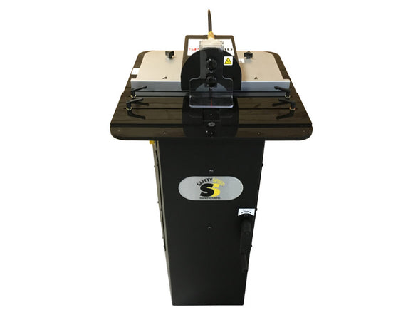 Safety Speed - SPM301HD Screw Pocket Machine