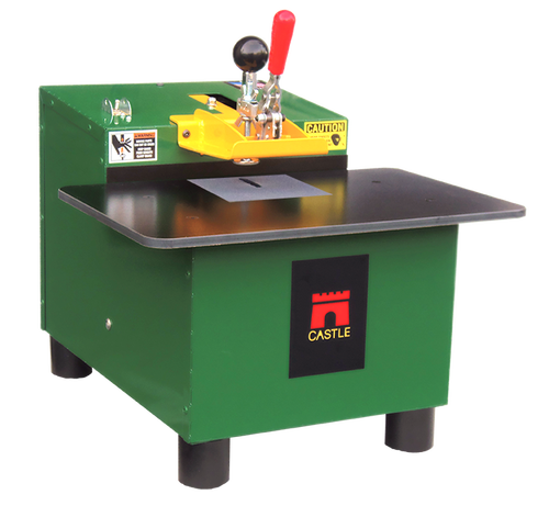 CASTLE TSM-12 Benchtop Pocket Cutter Machine