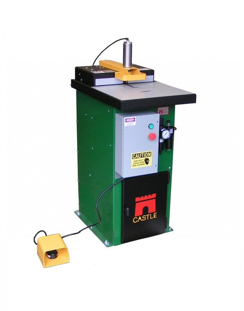 CASTLE TSM-35 Pocket Cutter Machine