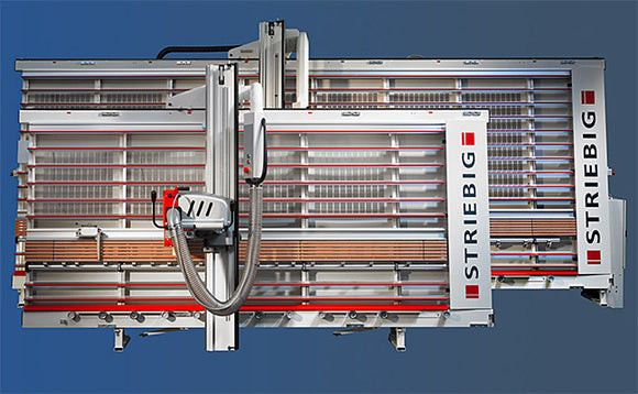 Striebig Compact Plus- Vertical Panel Saw