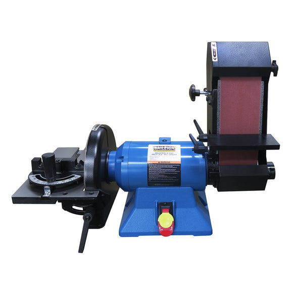 Baileigh - DBG-9436 - Industrial Bench Top Disc and Belt Sander