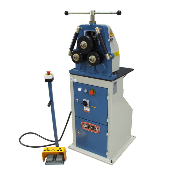 Baileigh - R-M10E - Electric Powered R-M10 Roll Bender