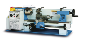 "Baileigh - PL-714VS - 7"" x 14"" Bench Top Lathe"