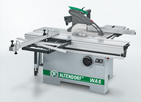 Altendorf WA6 Genesis Series - 2600 (8 ft stroke)