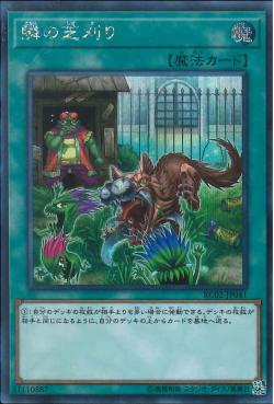 RC02-JP041 That Grass Looks Greener Secret Rare