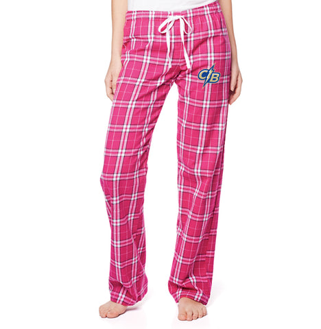 District® - Ladies Juniors Flannel Plaid Pant