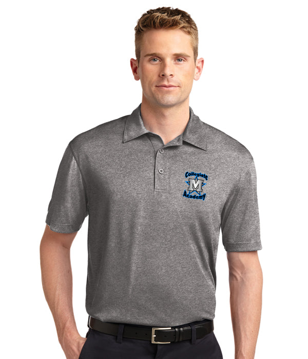 Heather Contender™ Polo