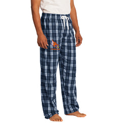 District® - Young Mens Flannel Plaid Pant