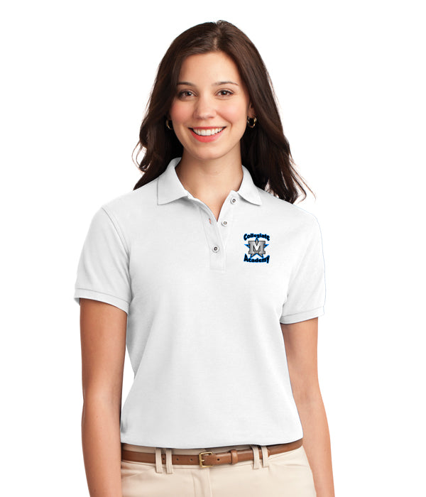 Ladies' Silk Touch™ Polo