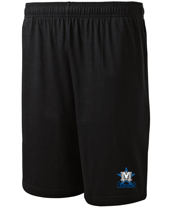 MA Jersey Knit Short with Pockets