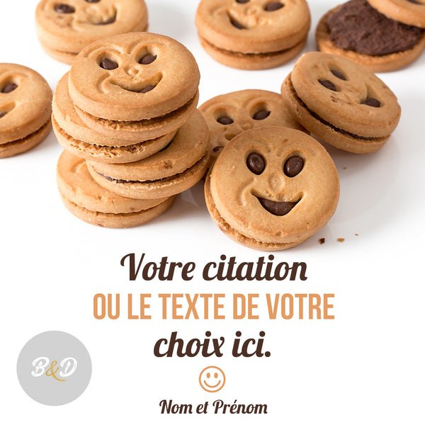Biscuits Sourires