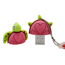 Cartoon Tortoise Turtle USB Flash Drive