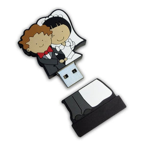 Married Couple USB Flash Drive