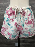 40s round up swim trunks