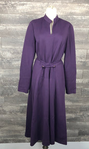 RK Wool Knit Office Dress