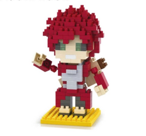 Gaara - Naruto Mini Block Figure