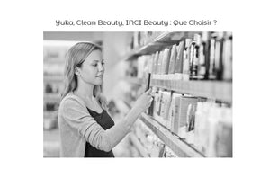 On a comparé pour vous : Yuka, INCI Beauty, Clean Beauty