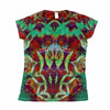 Hugo Original Ladies V-Neck T-shirt - Medium 002