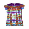 Hugo Original Ladies V-Neck T-shirt - Large 011