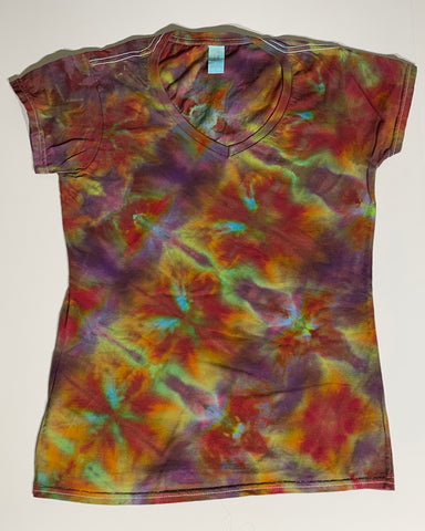 Hugo Original Ladies V-Neck T-shirt MD-014