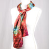 Hugo Original Silk Scarf - Scarf 008