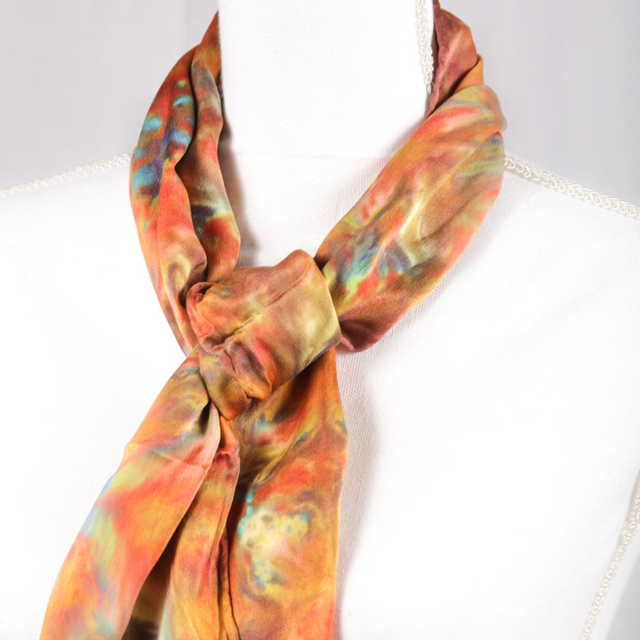 Hugo Original Silk Scarf - December 2017 - Scarf 009
