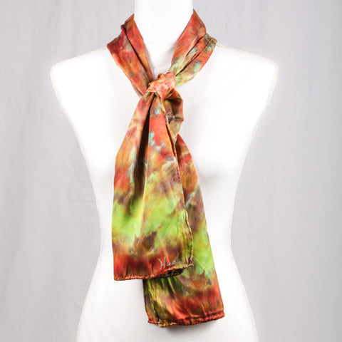 Hugo Original Silk Scarf - Scarf 013