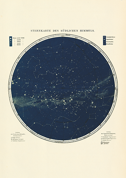 vintage-astronomy-star-map-of-southern-sky.