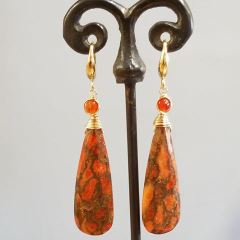 Earrings for Autumn