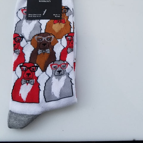 Socks for dog lovers