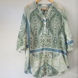 Paisley and more tunic