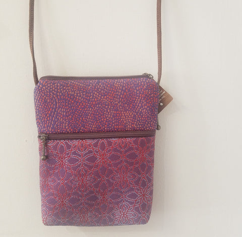Vegan crossbody hand bag