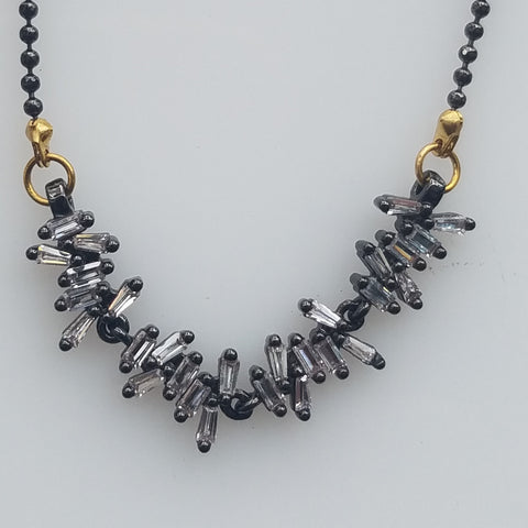 Bugguette Zirconias necklace