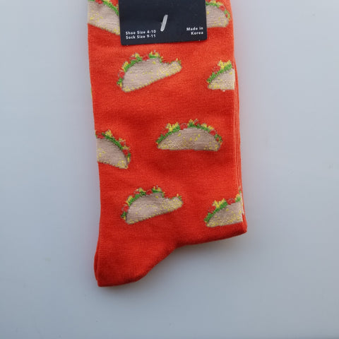 Taco Tuesday women socks
